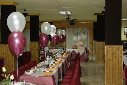 Centros de mesa con globos decoraci n con globos - Centros de mesa con globos ...